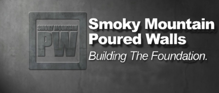 Smoky Mountain Poured Walls